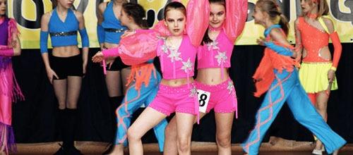 Turniej Tańca Nowoczesnego Łosice 2010