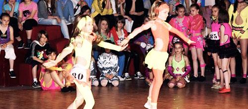 XXVIII Międzynarodowy Festiwal Tańca Nowoczesnego Wasilków 2010