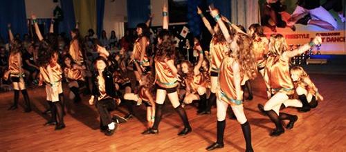 Międzynarodowy Festiwal Tańca Nowoczesnego Wasilków 2011
