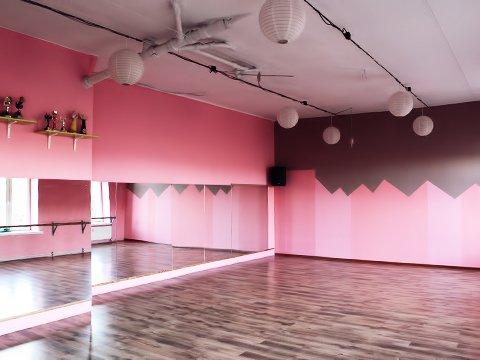 Sala różowa